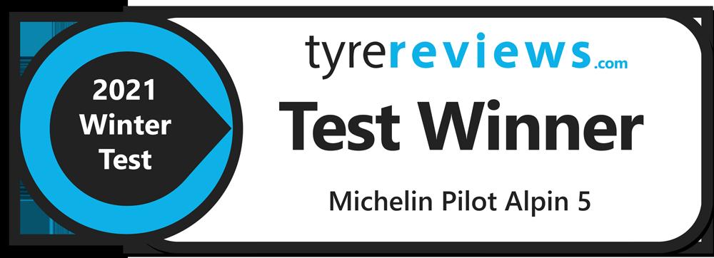 Michelin Test Winner 2021
