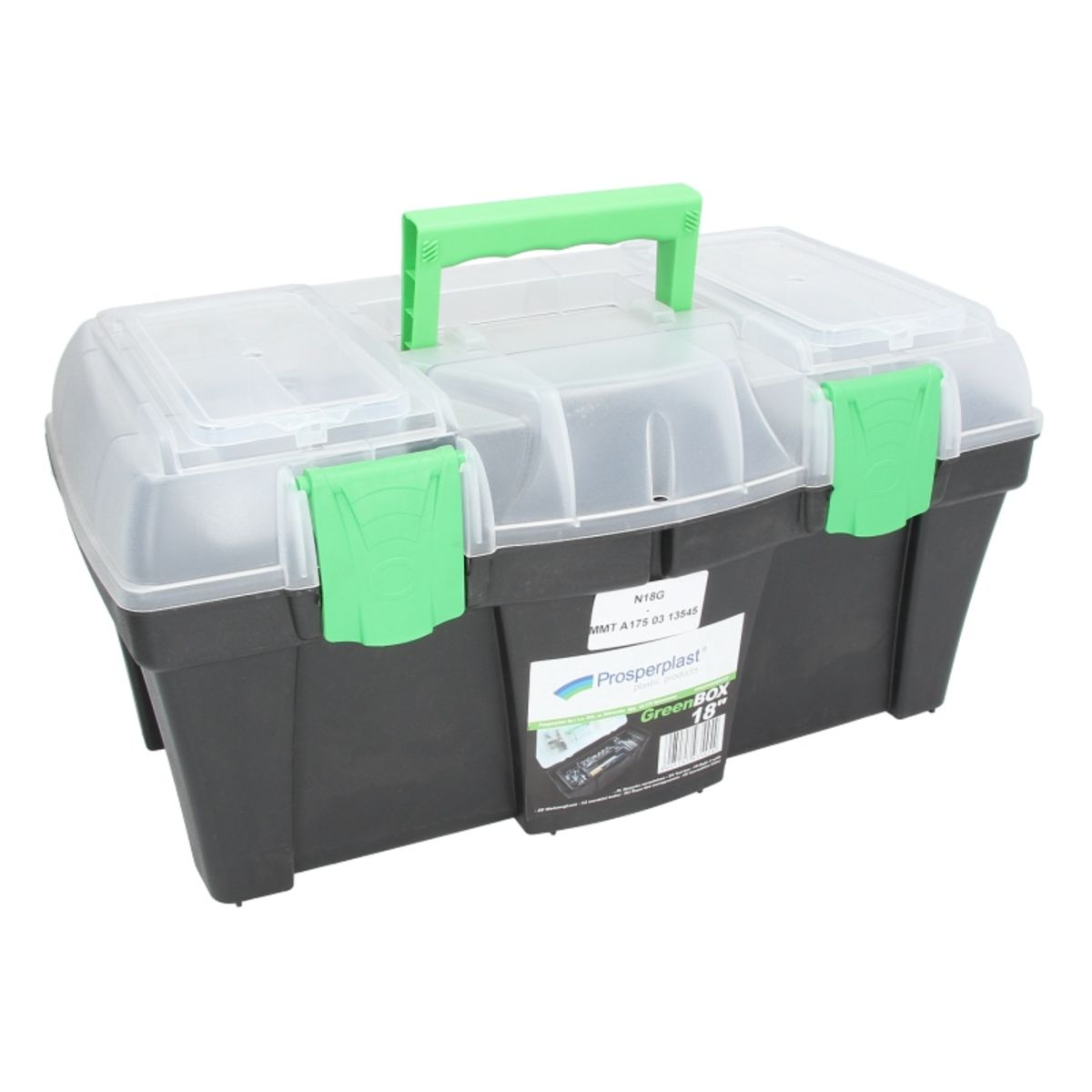 2ebc46e9d701d Prosperplast Box na nářadí, rozměry 45,8 x 22,7 x 25,