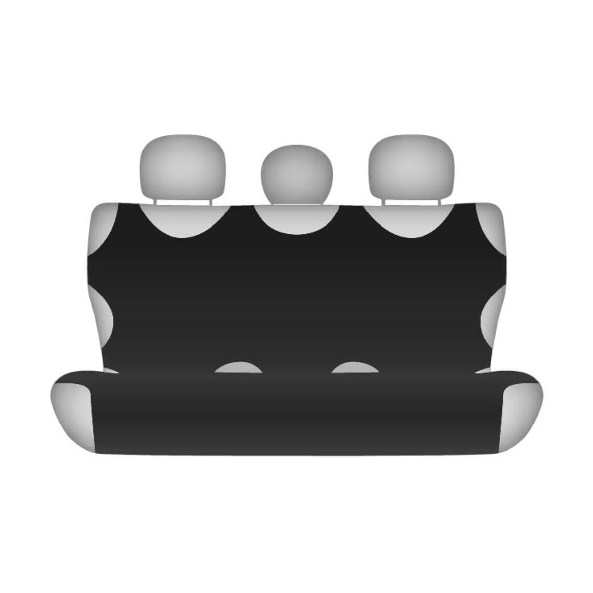 KEGEL Potahy zadní, univerzální, černá barva, model triko