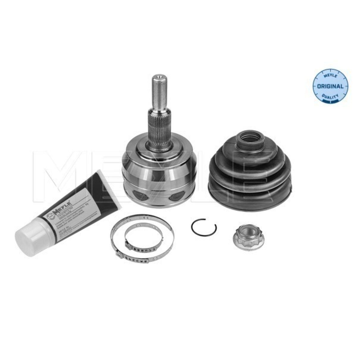Faltenbalgsatz Antriebswelle MEYLE-ORIGINAL Quality radseitig Meyle 100 498 90