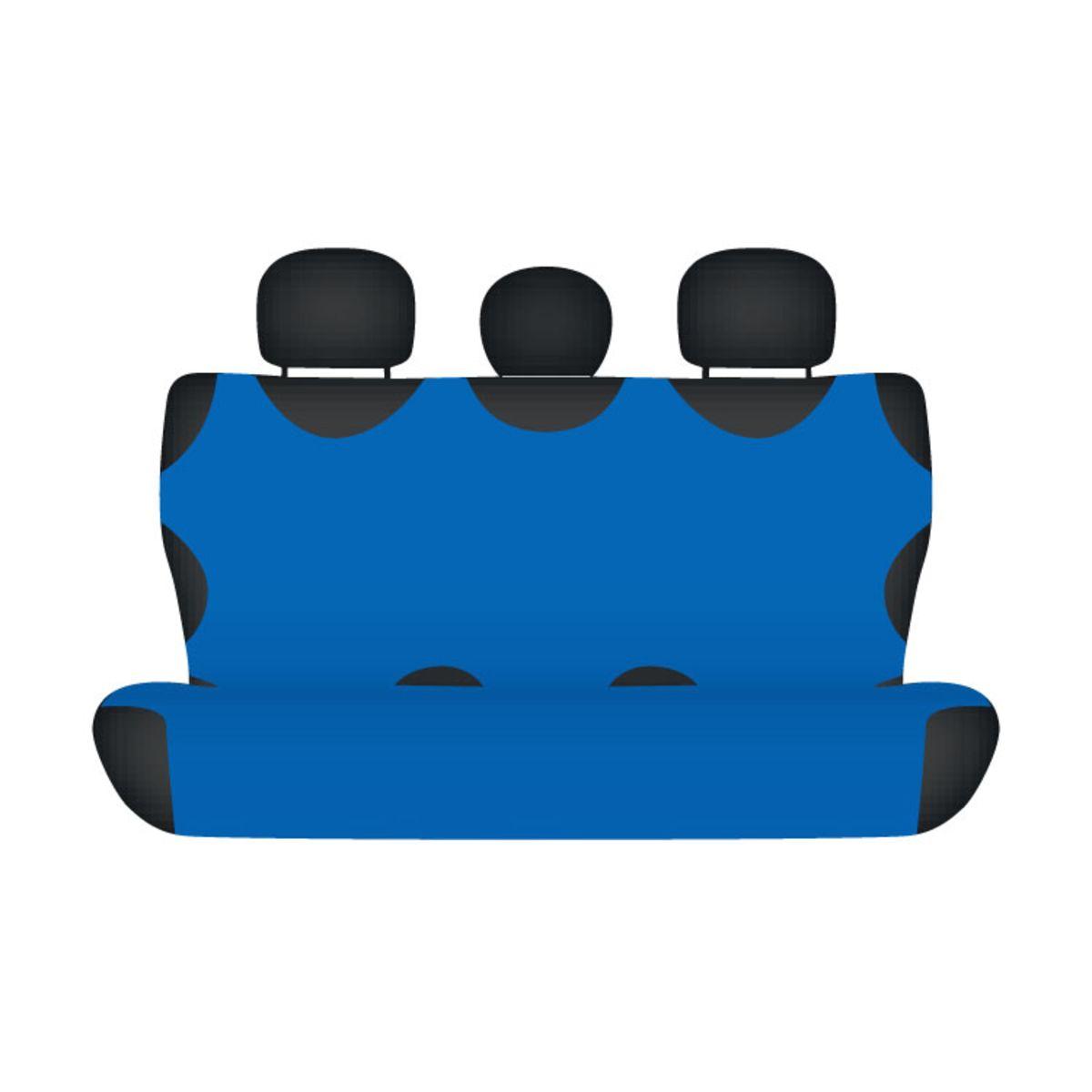 KEGEL Potahy zadní, univerzální, modrá barva, model triko
