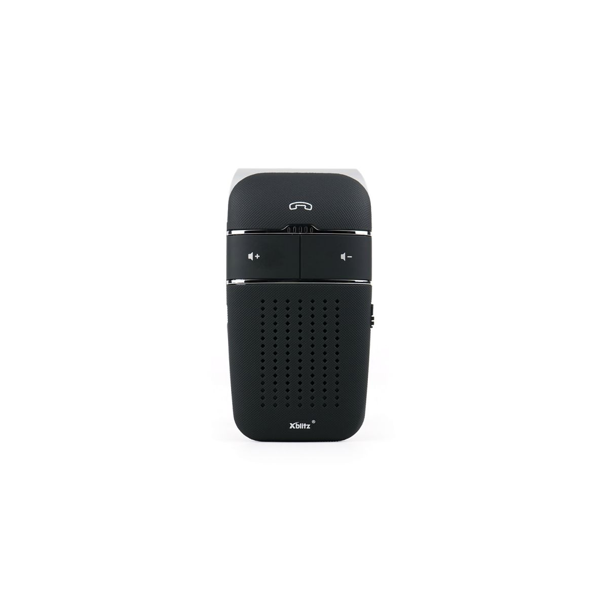 Xblitz X600 Professional - Bluetooth Handsfree do auta, hlasové ovládání, multipoint, dosah 10 m