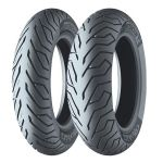Opona skuter/moped MICHELIN 100/90-12 TL 64 P CITY GRIP Przód/Tył