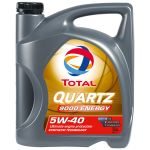 Olej TOTAL Quartz 9000 Energy 5W40, 5 litrów