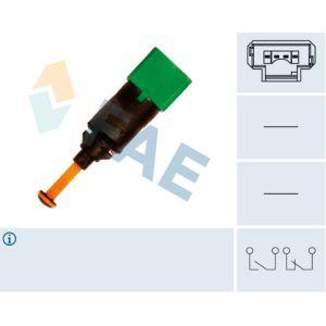 FAE Bremslichtschalter 24899 für CITROËN CITROËN//PEUGEOT