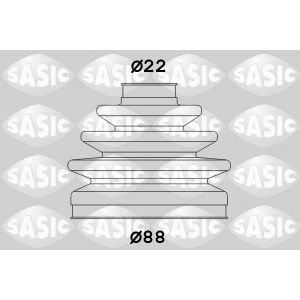 Antriebswelle SASIC 1906099 Faltenbalgsatz