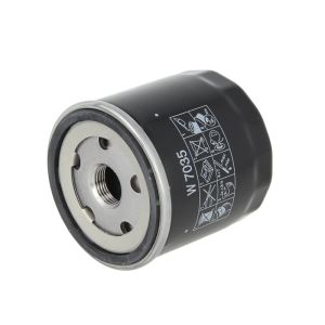 Ölfilter Filter MANN-FILTER W 7035