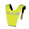 Kamizelka odblaskowa VISION VEST N MACNA kolor fluorescencyjny/żółty