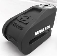 Blokada tarczy hamulcowej OXFORD Alpha XD14 kolor czarny pin 14mm