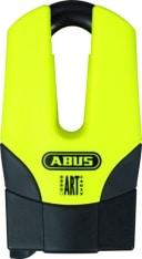 blokada tarczy hamulcowej ABUS Granit Quick Mini 37/60HB50 PRO, kolor żółty