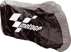 Pokrowiec na motocykl BIKE IT MotoGP kolor czarny/szary, rozmiar XL