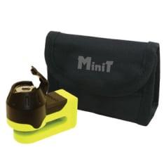 Zabezpieczenie antykradzieżowe OXFORD Mini Titan kolor żółty