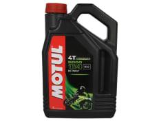 Olej do silników 4T 4T MOTUL 5000 SAE 10W40 4l SL JASO MA-2 Półsyntetyczny