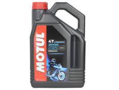 Olej do silników 4T 4T MOTUL 3000 SAE 20W50 4l SJ JASO MA-2 Mineralny