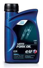 Olej do amortyzatorów ELF Moto Fork Oil SAE 10W 0,5l