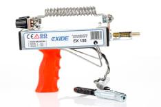 EX 150 Tester obciążeniowy do akumulatorów motocyklowych.