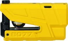 blokada tarczy hamulcowej z alarmem ABUS Granit Detecto X-Plus 8077, kolor żółty