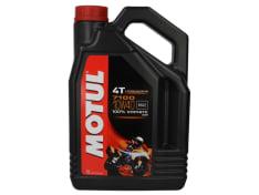 Olej do silników 4T 4T MOTUL 7100 SAE 10W40 4l SN JASO MA-2 Syntetyczny estrowy