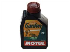 Olej do silników 4T 4T MOTUL Garden SAE 30 1l CD; SG do kosiarek i innych urządzeń ogrodowych