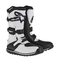 Buty cross/enduro TECH T ALPINESTARS MX kolor biały/czarny
