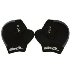 ocieplacze na ręce BOXER kolor czarny/szary neoprenowe komplet