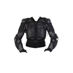 Koszulka z ochraniaczami ADRENALINE BURGLAR kolor czarny