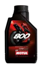 Olej do silników 2T 2T MOTUL 800 Factory Line On Road 1l Przewyższa JASO FD Syntetyczny estrowy