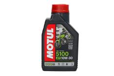 Olej do silników 4T 4T MOTUL 5100 SAE 10W30 1l SM JASO MA-2 wzbogacony estrami