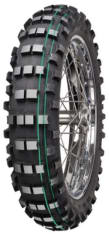 Opona cross/enduro MITAS 140/80-18 TT 70M EF07 SUPER SOFT EXTREME 2xGREEN Tył