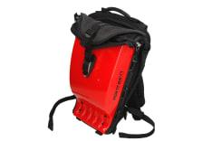 Plecak (20L) GTX 20L BOBLBEE kolor czerwony (certyfikowany jako ochraniacz pleców 1621-2 level2)