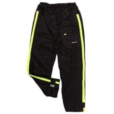 Spodnie przeciwdeszczowe BERING CHICAGO kolor czarny/fluorescencyjny