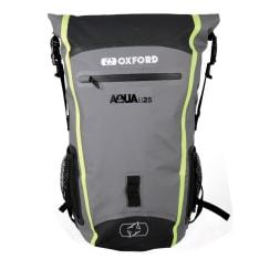 Plecak (25L) AQUA B25 Hydro OXFORD kolor czarny/fluorescencyjny/szary