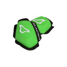 Slidery kolan MACNA KNEE SLIDERS kolor biały/zielony, rozmiar OS