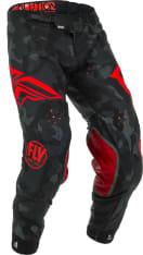 Spodnie cross/enduro FLY RACING EVOLUTION kolor czarny/czerwony