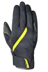 Rękawice turystyczne IXON RS WHEELIE kolor czarny/szary/żółty