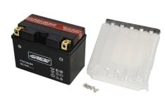 Akumulator AGM/Bezobsługowy/Rozruchowy 4 RIDE 12V 11Ah 210A L+ 150x87x110 Suchoładowany z elektrolitem BMW S; HONDA CB, CBR, FJS, VFR, VT, VTR, XL 600-1100 1987-