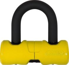 Blokada tarczy hamulcowej ABUS 405 kolor żółty
