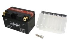 Akumulator AGM/Bezobsługowy/Rozruchowy 4 RIDE 12V 8,6Ah 190A L+ 150x87x93 Suchoładowany z elektrolitem BMW S; HONDA CB, CBF, CBR, NT, VT; KTM ADVENTURE, DUKE, ENDURO, EXC, LC4 200-1078 1982-