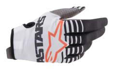 Rękawice off road ALPINESTARS MX YOUTH RADAR kolor biały/czarny