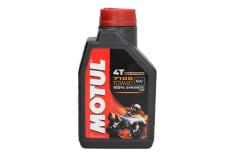 Olej do silników 4T 4T MOTUL 7100 SAE 10W40 1l SN JASO MA-2 Syntetyczny estrowy