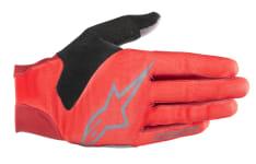 Rękawice rowerowe ALPINESTARS AERO V3 kolor czerwony/szary