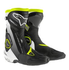 Buty sportowe SMX-PLUS ALPINESTARS kolor biały/czarny/fluorescencyjny/żółty