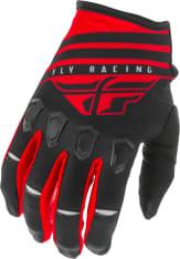 Rękawice off road FLY RACING KINETIC K220 kolor biały/czarny/czerwony