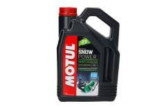 Olej do silników 2T 2T MOTUL Snowpower 4l TC JASO FC