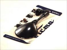 Lusterko (uniwersalne, średnica gwintu: 8mm, kierunek gwintu: prawy, kolor: czarny, składane) BETA ALP, RR 50-525