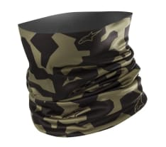 Kołnierz ocieplający ALPINESTARS CAMO kolor czarny/khaki, rozmiar OS