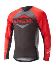 Koszulka rowerowa ALPINESTARS MESA kolor czerwony/szary