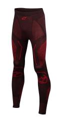 Spodnie termoaktywne ALPINESTARS RIDE TECH SUMMER kolor czarny/czerwony