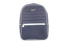 Plecak nylonowy pikowany niebieski Vespa