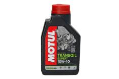 Olej przekładniowy MOTUL TRANSOIL EXPERT SAE 10W40 1l GL-4 wzbogacony estrami